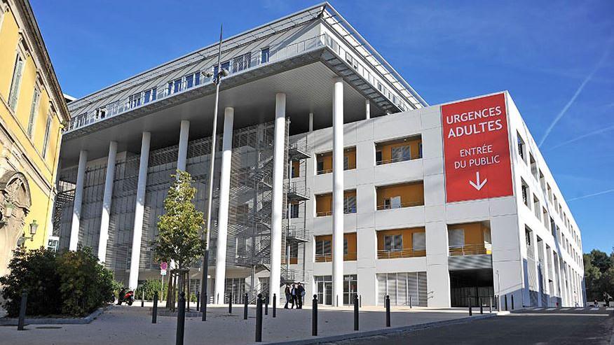 Marseille - URGENCES ADULTES - LA TIMONE