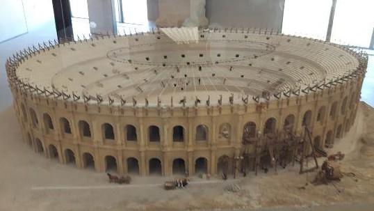 Marseille - Musée de l'Arles Antique