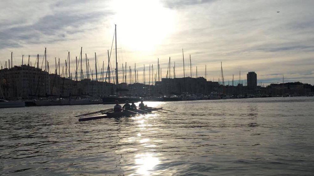 Marseille - Rowing Club Marseille
