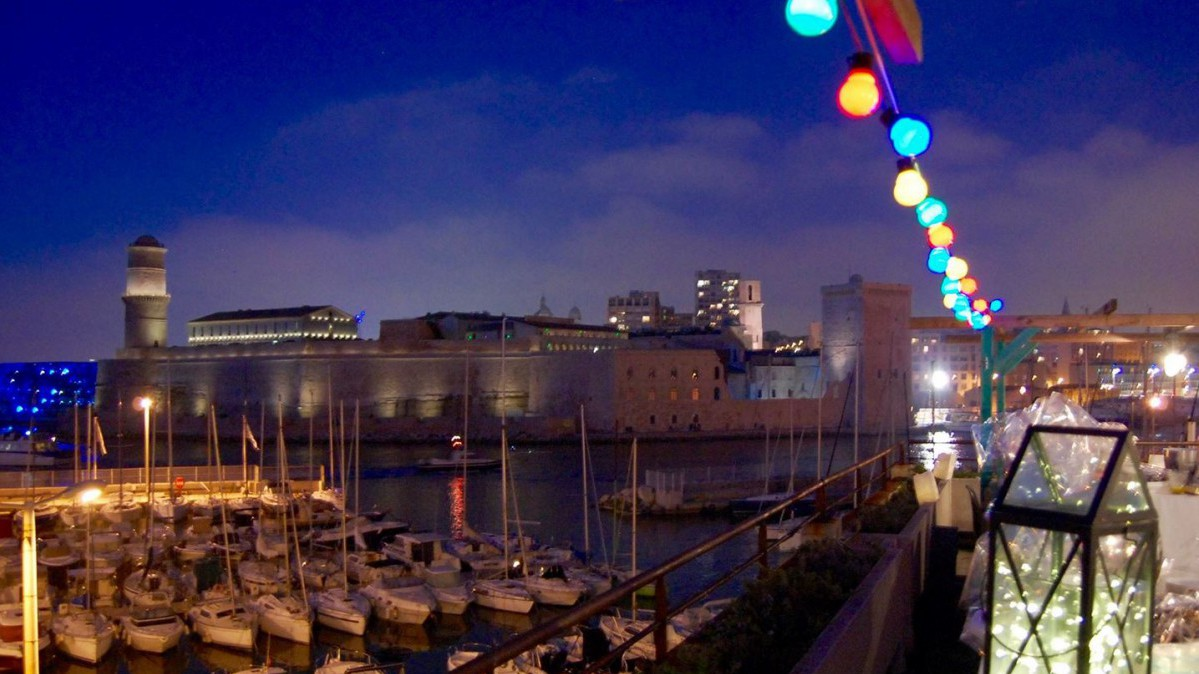 Marseille - Rowing Club Le Restaurant