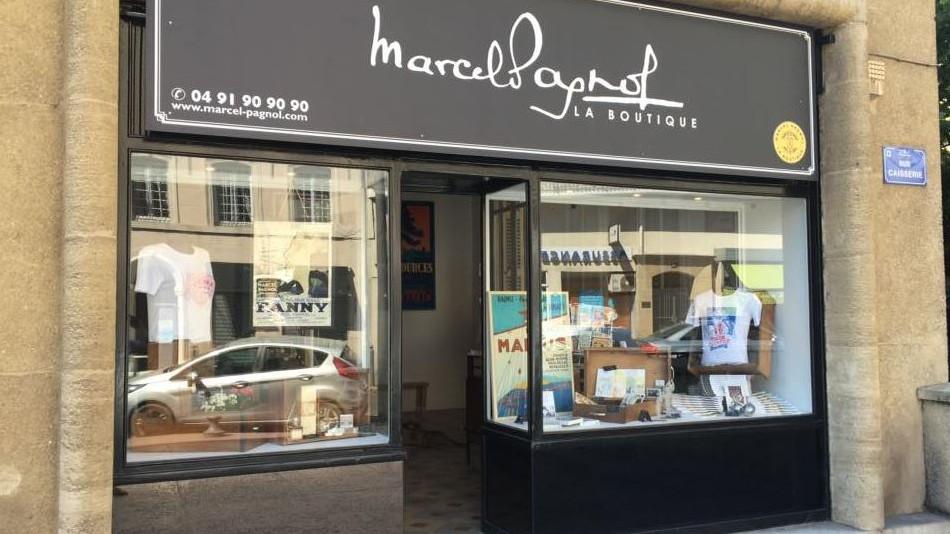 Marseille - MARCEL PAGNOL - LA BOUTIQUE