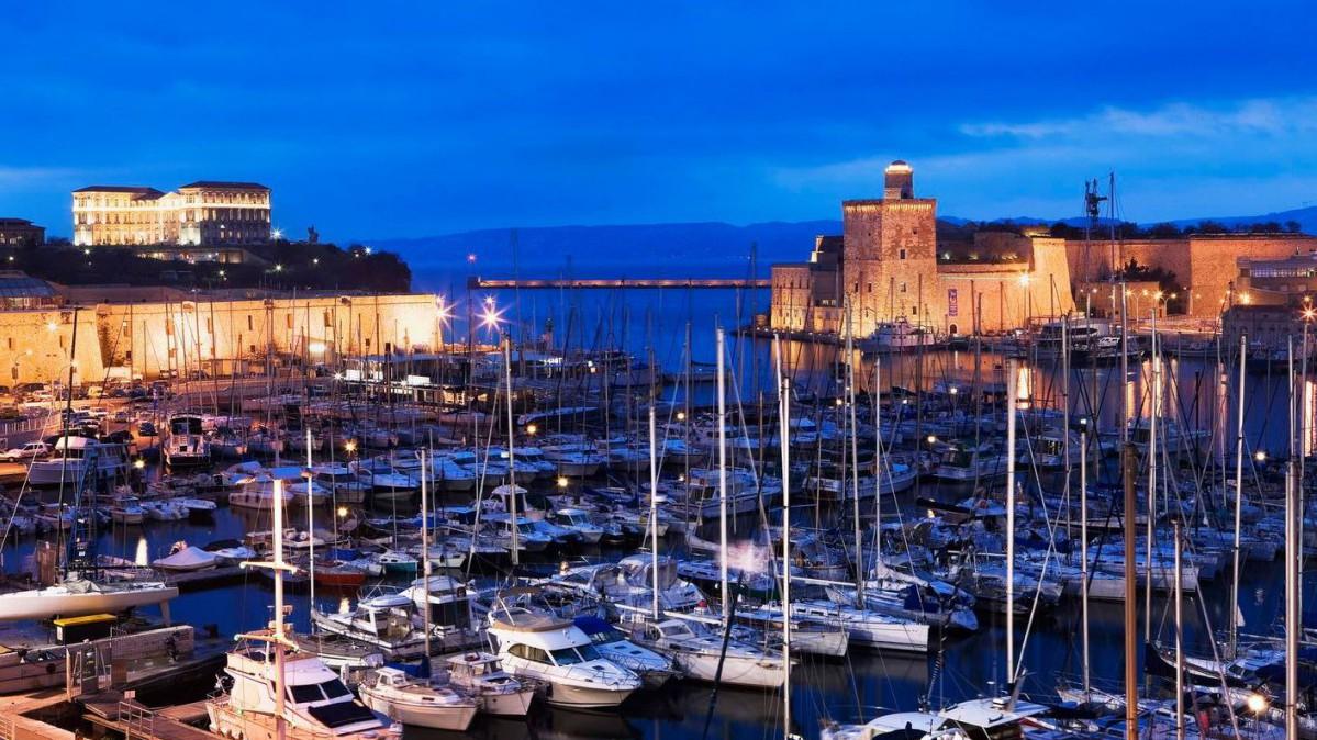 Marseille - Radisson Blu Vieux Port ****