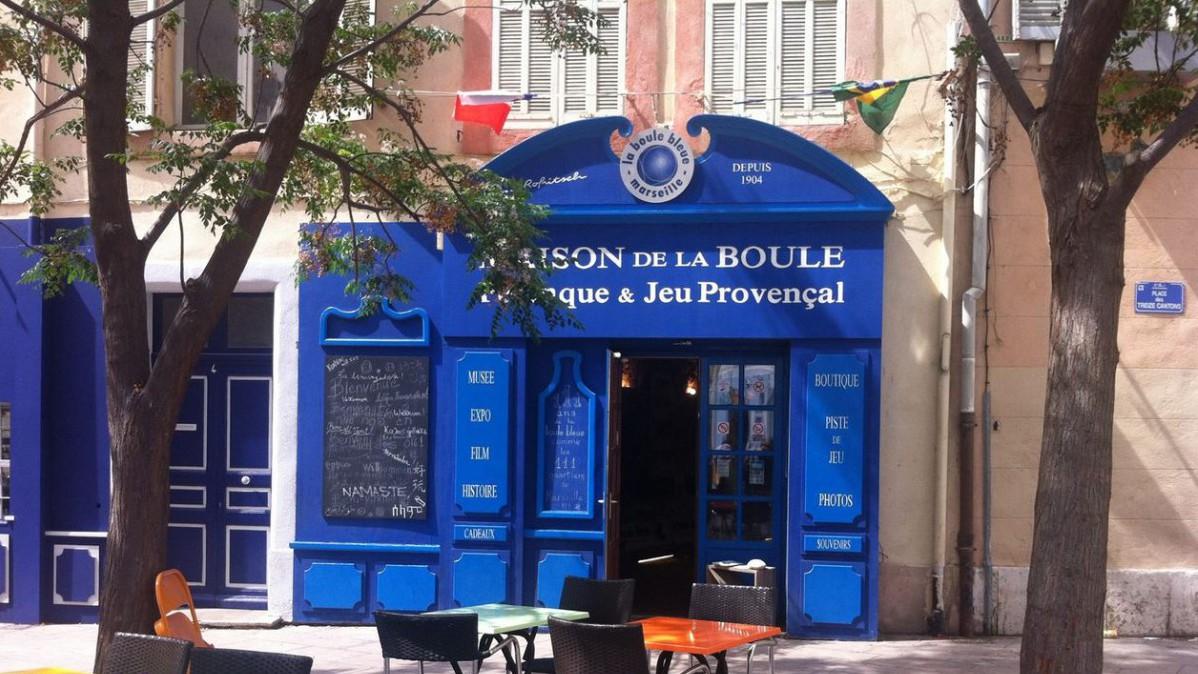Marseille - MAISON DE LA BOULE