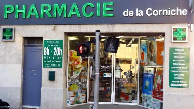 Marseille - Pharmacie de la Corniche