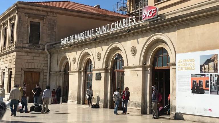 Marseille -  SNCF Service Objets Trouvés