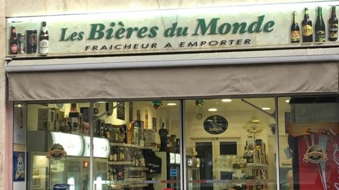 Marseille - LES BIERES DU MONDE