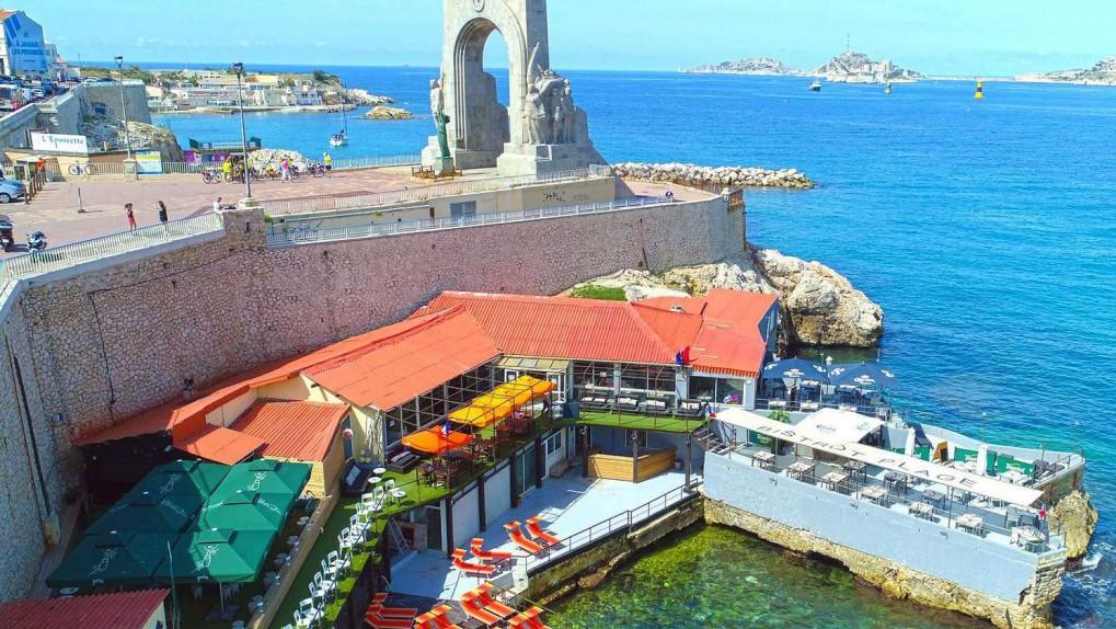 Marseille - AU BISTROT PLAGE