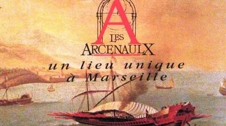 Marseille - LES ARCENAULX - LIBRAIRIE