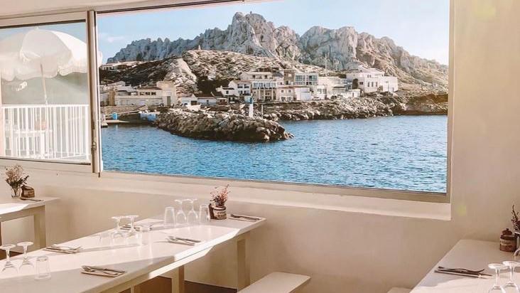 Marseille - TUBA CLUB - Hôtel Cabanon & Restaurant