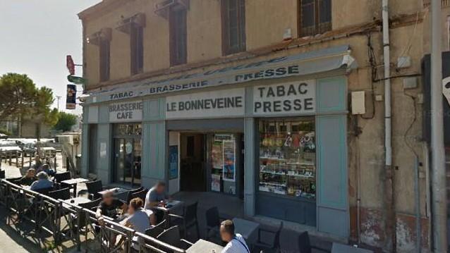 Marseille - Tabac Le Bonneveine