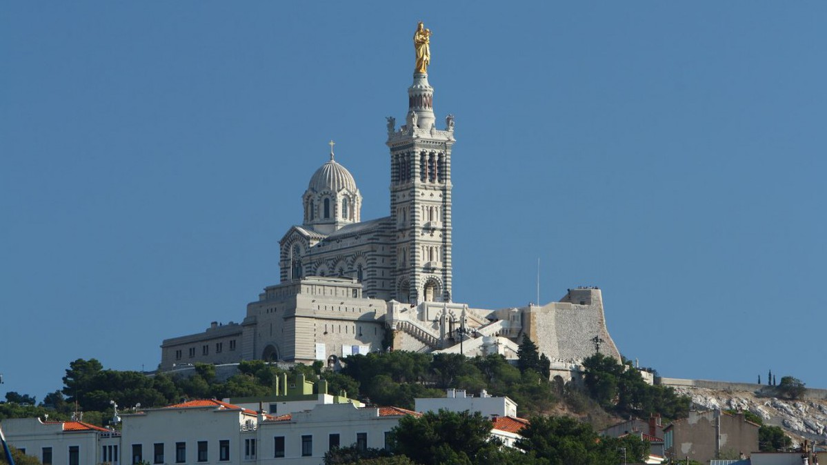 Marseille - Notre-Dame de la Garde