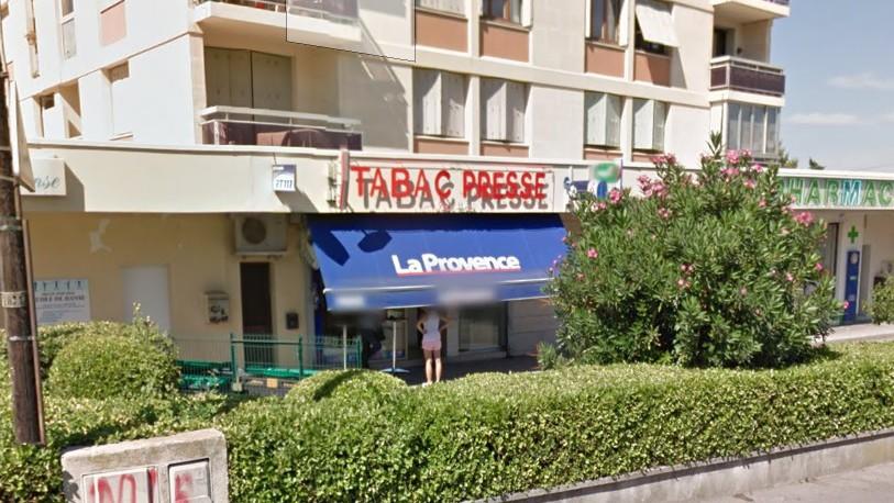 Marseille - Tabac Chez Faco