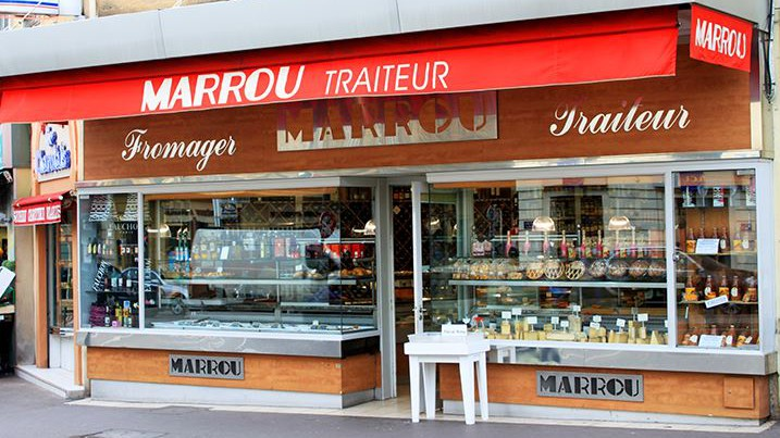 Marseille - Marrou traiteur - Baille