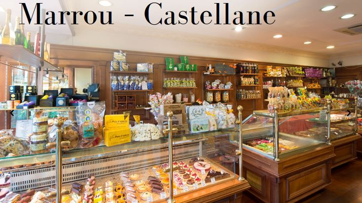 Marseille - Marrou Patisserie - Castellane